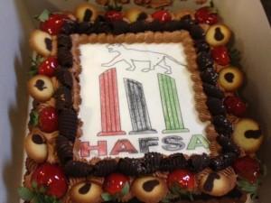 HAFSA Cake